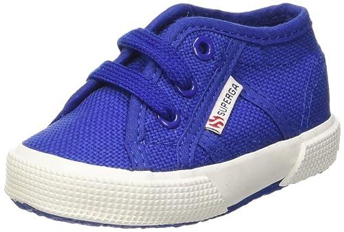 Tg. 21 Superga 2750Bebj Baby Classic Scarpe Walking Baby Unisex bimbo Blu