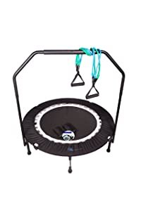 MaXimus Pro Quarter Mini Trampoline/Folding Rebounder