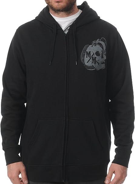 Wei Blacken Metal Mulisha T-Shirt//Pullover//Hoodie// Knits Schwarz