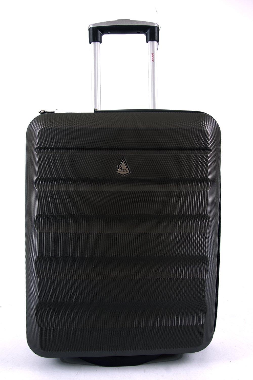 AEROLIGHT - Carro de Cabina con Carcasa rígida de Peso Ligero (55 x 40 x 20 cm), Ryanair BA & Easyjet, etc.: Amazon.es: Equipaje