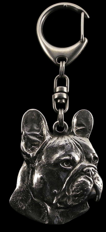 BullDog francés, Bulldog Francés, French Bulldog, Keyring ...
