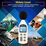 Tivolii Digital Sound Level Meter BENETECH GM1356