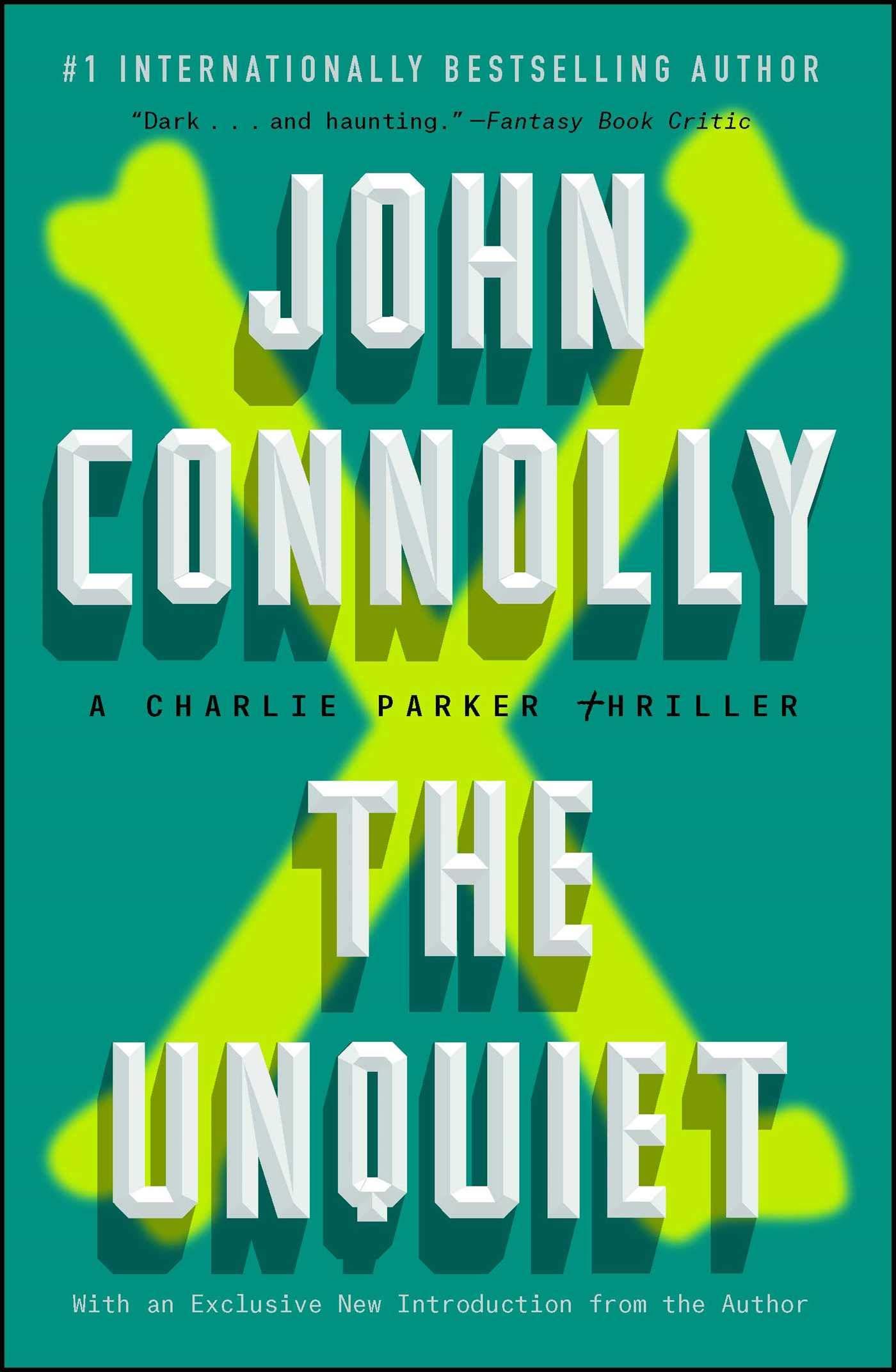 Amazon com: The Unquiet: A Charlie Parker Thriller (9781501122668