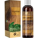 Anti-Dandruff Thickening Shampoo with Cedarwood Essential Oil - Stop Hair Loss + Promote Hair