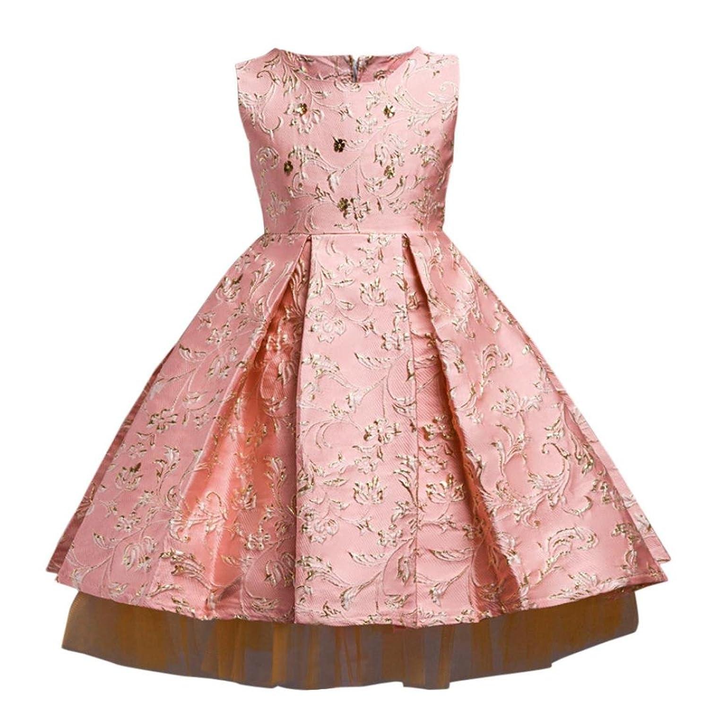 Vestido de niñas ,â ¤ï¸ Manadlian â ¤ï¸ Niñas Vestidos de Princesa ...
