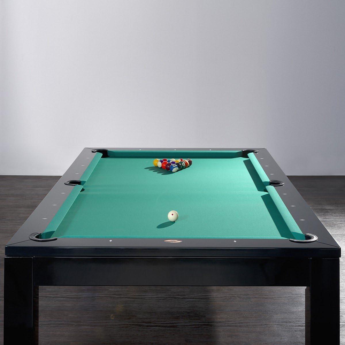 Mesa de billar modelo OLIVIA 7 pies/con bandeja de 19 mm ...