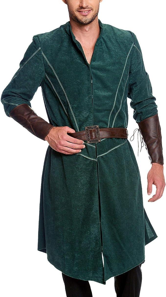 Legolas Woodland Gentlemen Costume 3pcs para los fanáticos de El ...