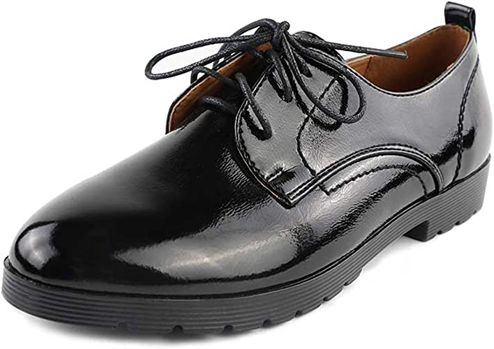 Pick SZ//Color. Rocket Dog Womens Melody Boxed in Pu Tuxedo Oxford