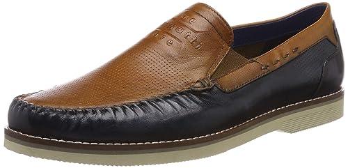 bugatti Herren 311718614141 Slipper: : Schuhe