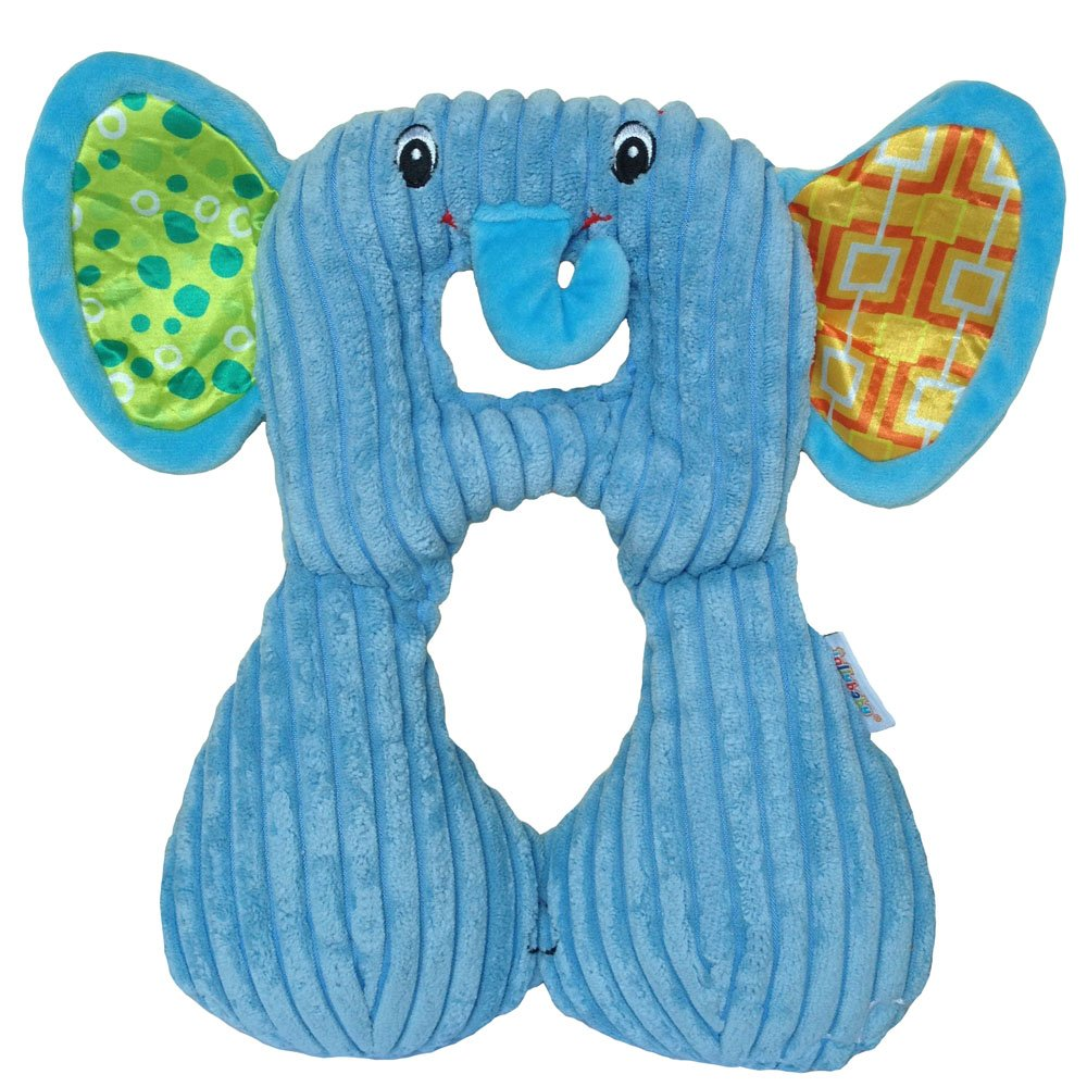 Sozzy Child Travel Neck Support Pillow for 0-4years(Blue)