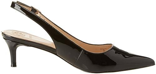Back Chiusa Guess Donna Scarpe Punta Dress Footwear Sling Col Tacco wU87tOUqr