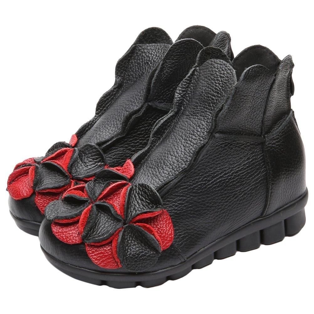 Vogstyle Damen Beiläufig Blaumen Blaumen Blaumen Handgefertigt Schuhe a7988c