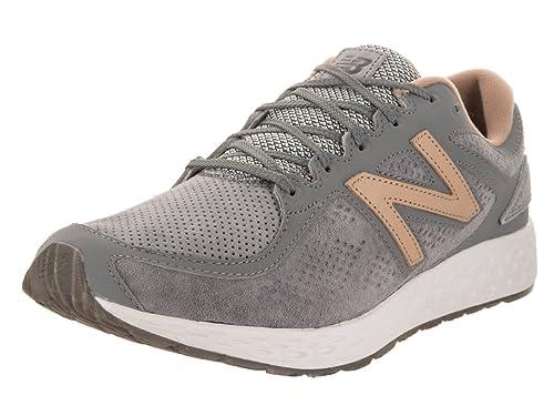Calzado deportivo para hombre, color gris , marca NEW BALANCE, modelo Calzado Deportivo Para Hombre NEW BALANCE MLZANT NA Gris