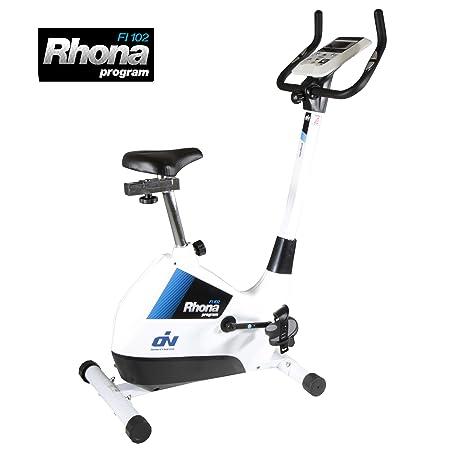 Bicicleta estática Rhona FI102 by ION fitness. 22 programas de ...
