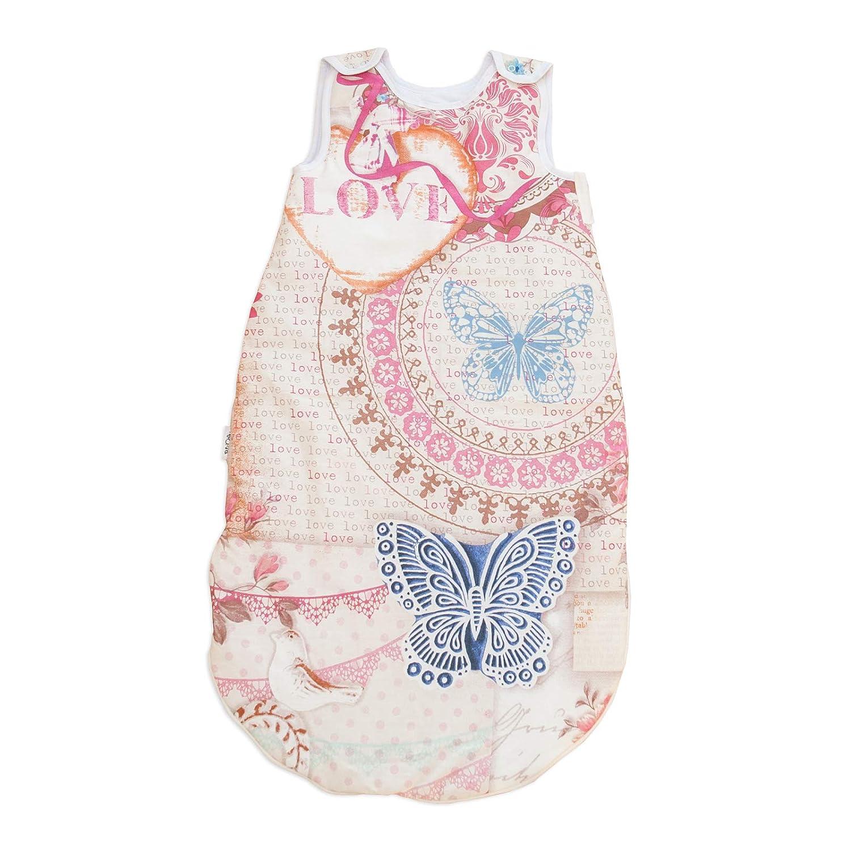 Vintage Love Pati'Chou douce et chaude d'hiver Gigoteuse bébé 0-6 mois (68 cm, 4 tog) SoulBedroom
