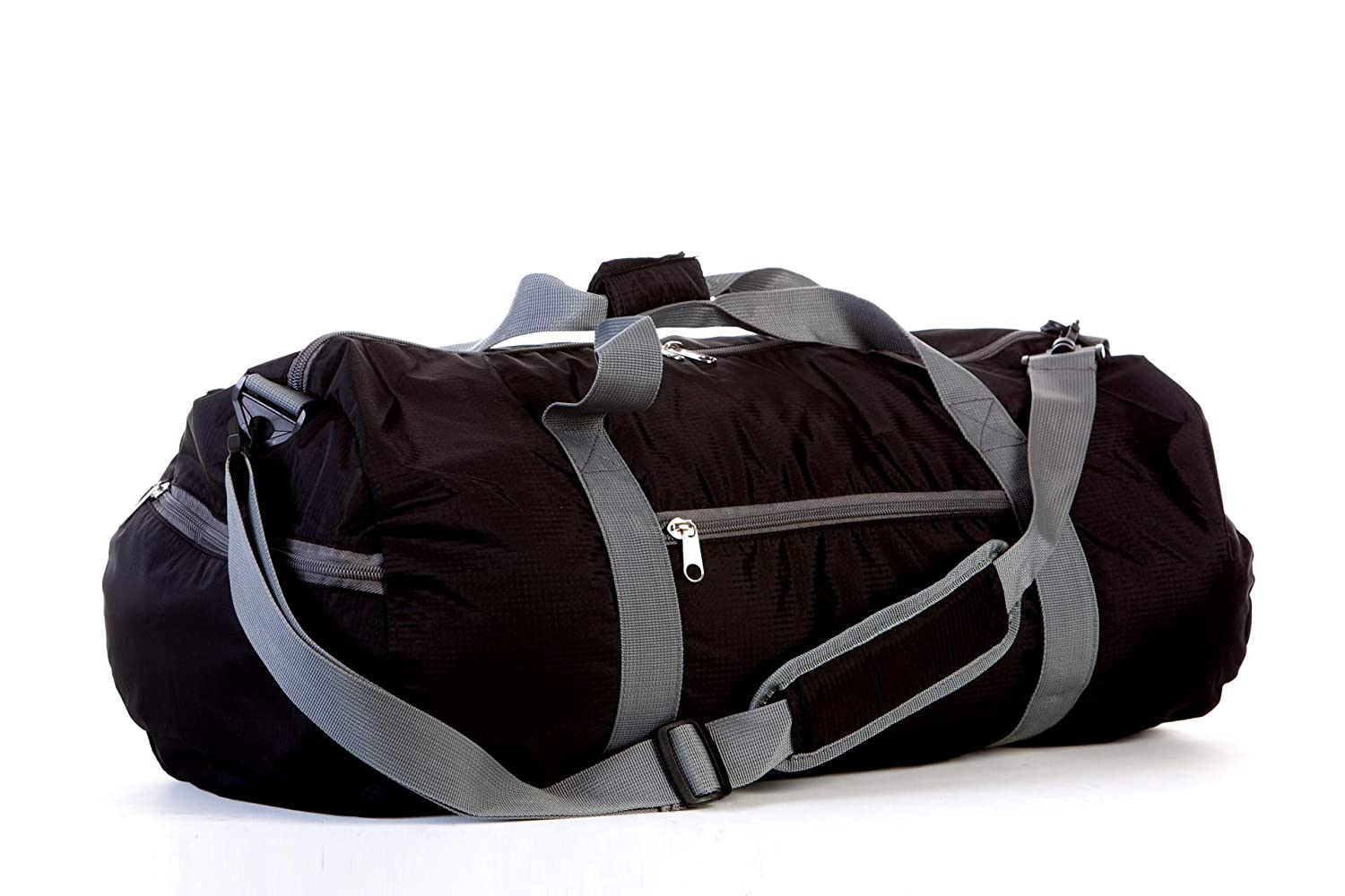 Global Huntress 23 Large Sports Duffel Gym Travel Bag Carry On Collapsible Sports Gym Bag