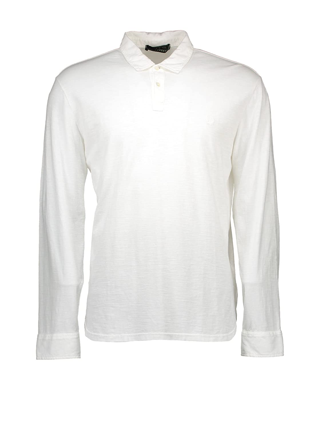 Fred Perry Polo Blanco S: Amazon.es: Ropa y accesorios