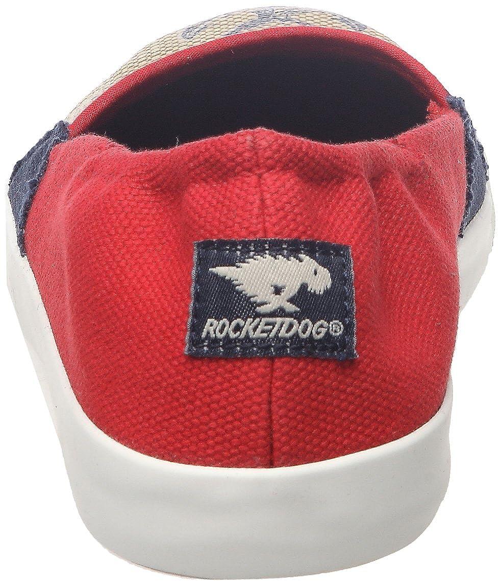 Rocket Dog - Bailarinas de de de tela para mujer ec601a