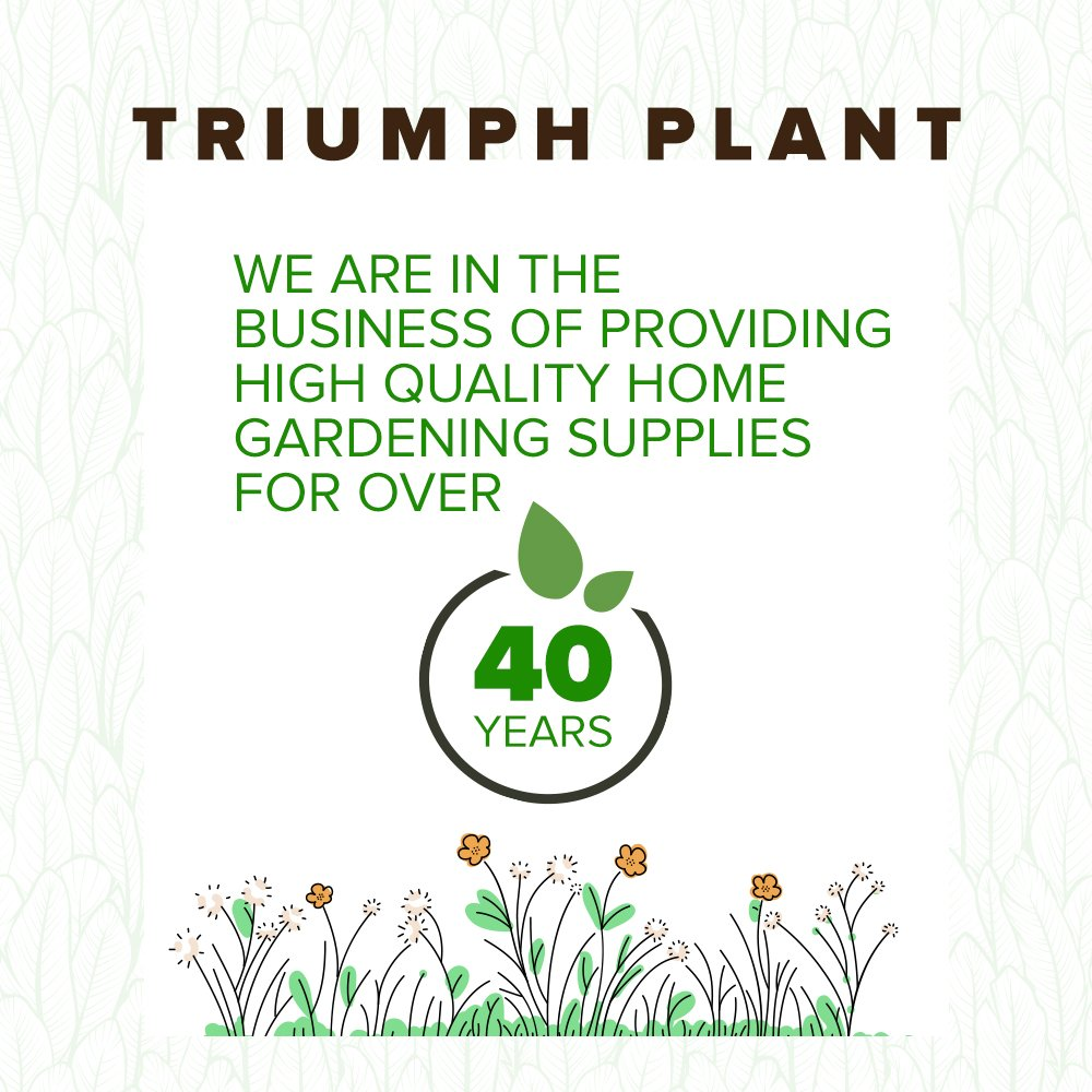 Coconut Coir Fiber - 4 Pack of Convenient Blocks - All Natural and Environmentally Friendly Coconut Peat by Triumph Plant (Image #7)