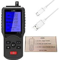 Tester jakości powietrza, wielofunkcyjny tester jakości powietrza CO2 TVOC, pomiar temperatury, wilgotności powietrza