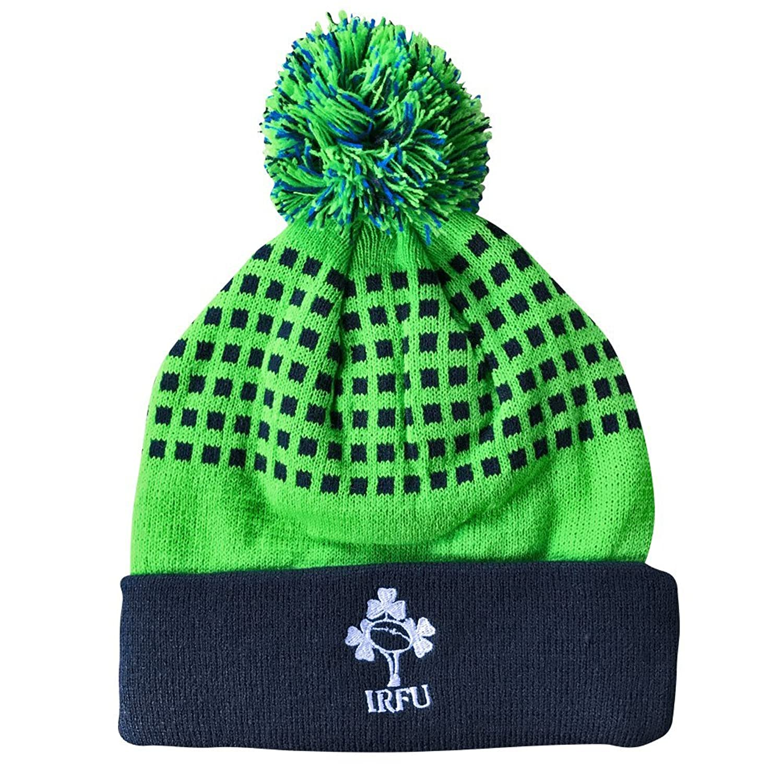 353b12e8f Amazon.com  CCC Ireland Acrylic Bobble Hat 17 18  Clothing