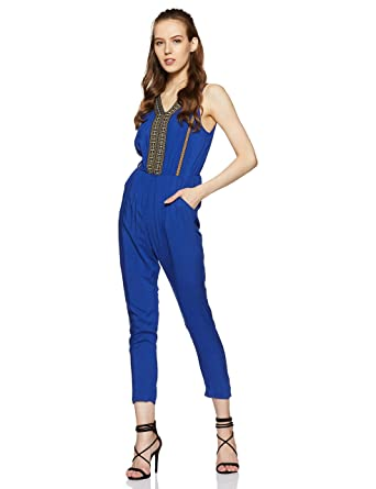 f1b73084710a Jealous 21 Women s Jumpsuit  Amazon.in  Clothing   Accessories
