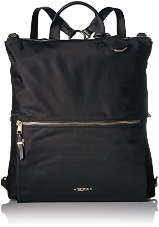 f865b3219ff44 TUMI - Voyageur Jena Convertible Backpack - Crossbody Bag for Women - Black