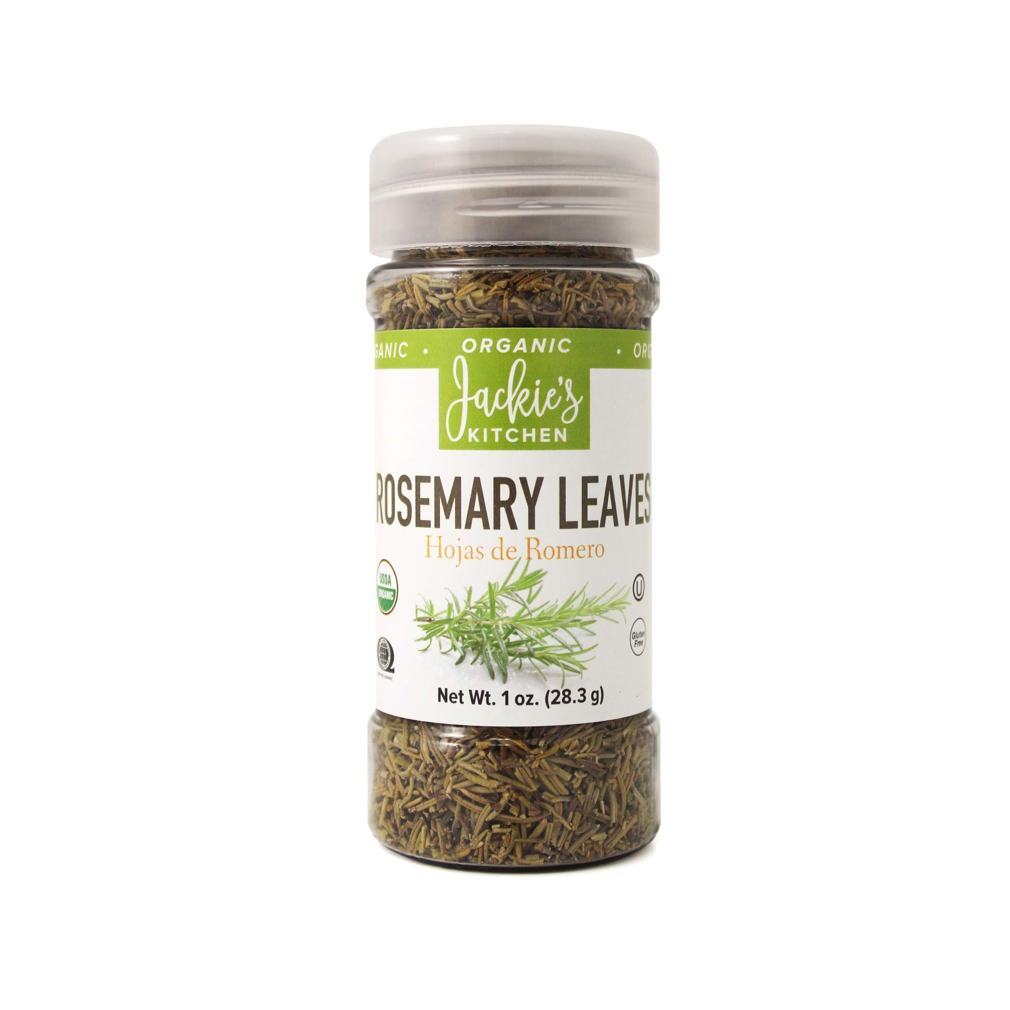 Jackie's Kitchen Rosemary Leaves, 1 Ounce
