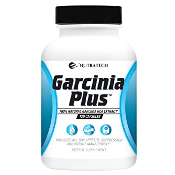 Garcinia Plus 100 Pure And Natural Organic Garcinia Cambogia Diet Pills No Synthetics With Hca