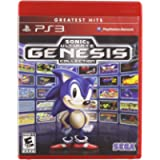 Sonic's Ultimate Genesis Collection (Greatest Hits) - PlayStation 3