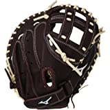"Mizuno Franchise GXS90F2 34"" Adult Women's Fastpitch Softball Catcher's Mitt"