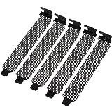 KAUMO PCIスロットカバー メッシュタイプ 5個パック ネジ無し KM-SC345