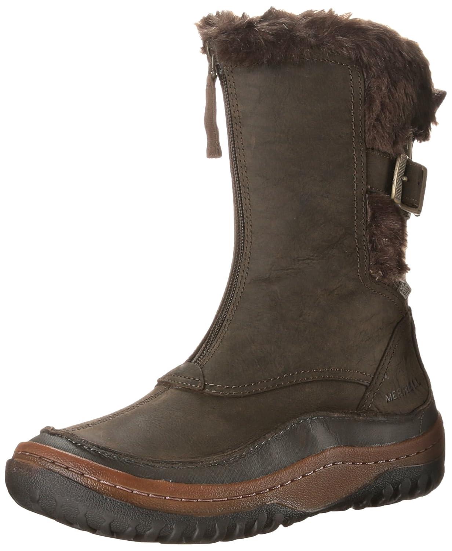 Merrell Women's Decora Motif Waterproof Casual Boots Falcon 5 M US Decora Motif Wtpf-K