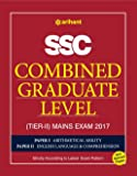 SSC Combined Graduate Level Mains Exam Tier-II EXAM 2018 IN ENGLISH