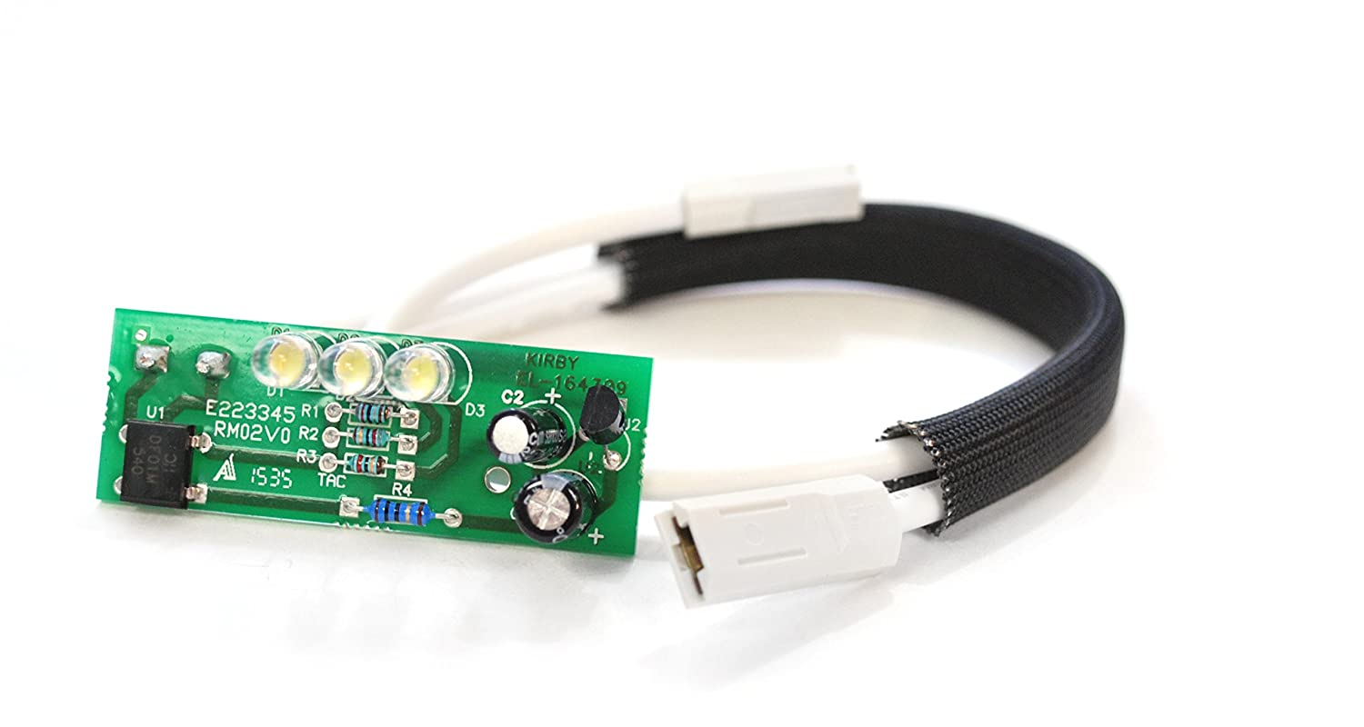 amazoncom kirby led circuit board w lead wires 11 10 household