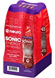 Neuro Sonic Energy Drink, Superfruit Infusion, 14.5 Fluid Ounce (Pack of 4)