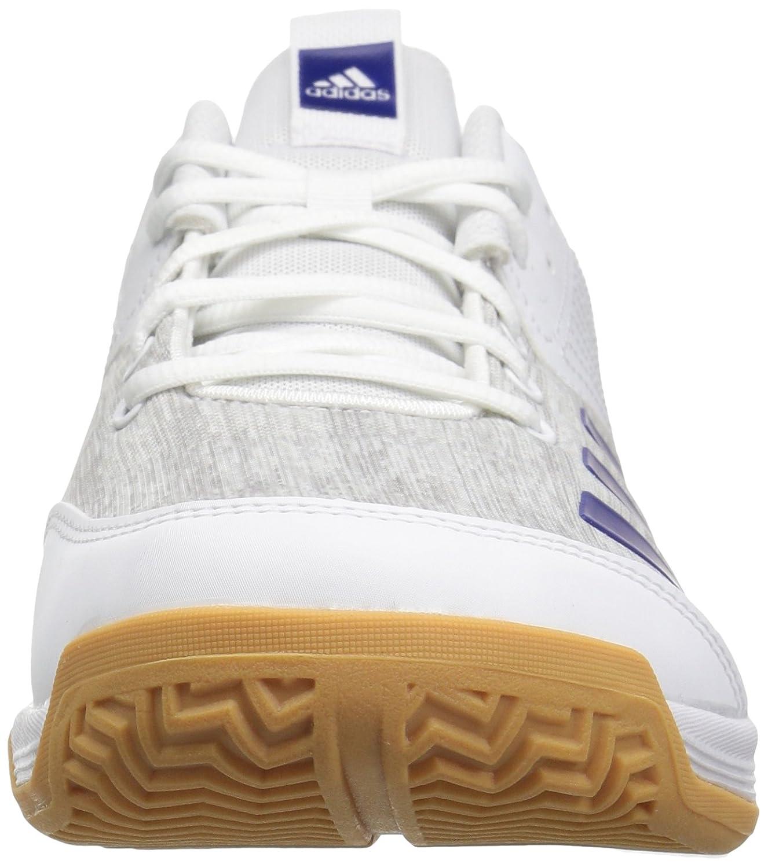 hot sale online 81ef0 168d1 Amazon.com  adidas Originals Mens Ligra 6 Volleyball Shoe  S