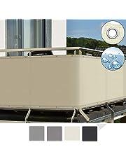 Sol Royal SolVision Protección Visual PB2 PES Pantalla Lona Esterilla Revestimiento balcón privacidad de Poliester 300x90 cm ó 500x90 cm Diversos Colores