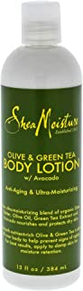 product image for Shea Moisture Olive & Green Tea Body Lotion, 13 Ounce