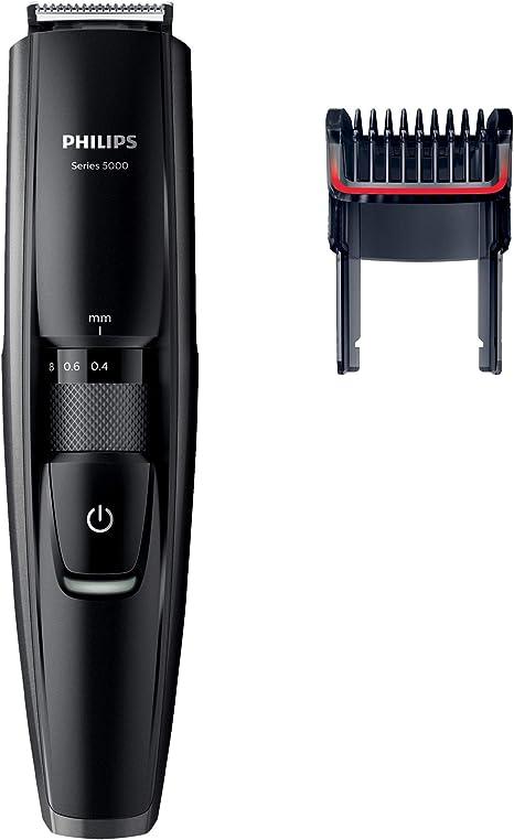 Philips BT5200/16 - Barbero con cuchillas metálicas y peine-guía ...
