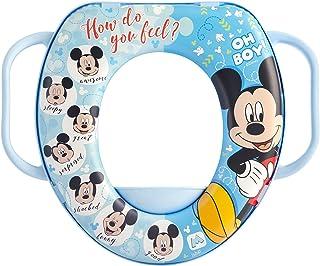 lulabi 8014Disney Mickey réducteur WC Soft, multicolore