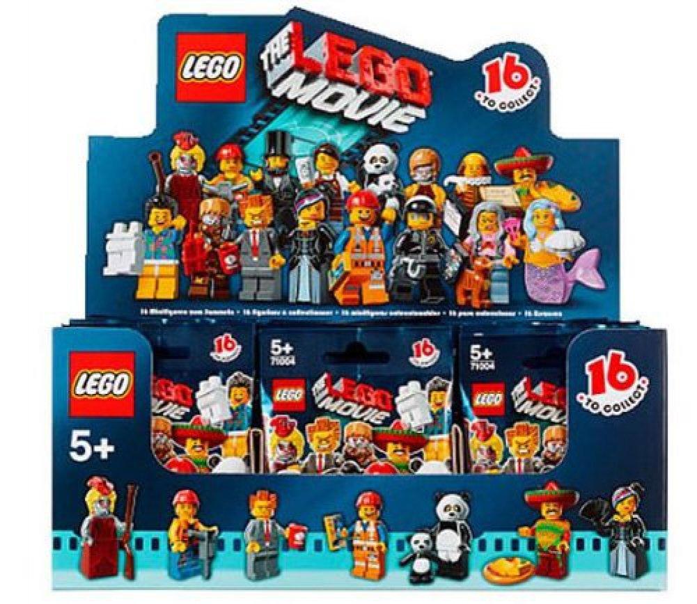 The Lego Movie Series 12 Minifigures 71004 Sealed Case 71017 Batman Box Of 60 Toys Games