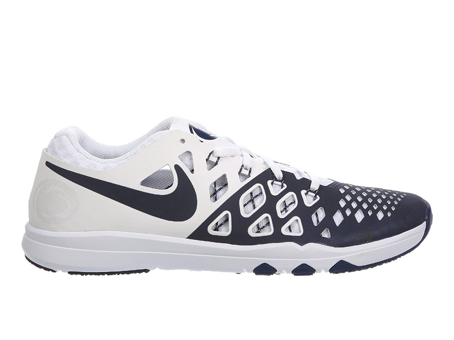 NIKE Men's Train Speed 4 Running Shoe B073NQC9C9 6 D(M) US|White Navy Blue