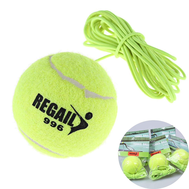 Schneespitze 5Pcs Tenis Trainer,Cuerda de Goma de Alta Elasticidad ...