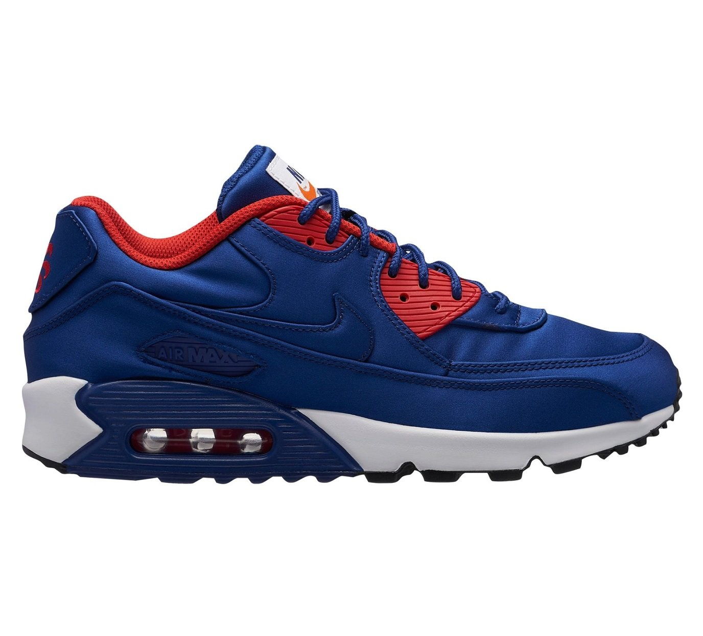 NIKE Air Max 90 Se Mens B07CYF6VQ2 9.5 D(M) US|Deep Royal Blue