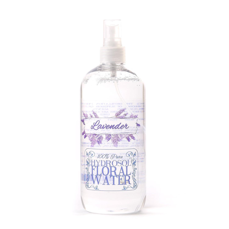 Lavender Hydrosol Floral Water With Spray Cap - 1 Litre Biorigins HFWLAVE1K