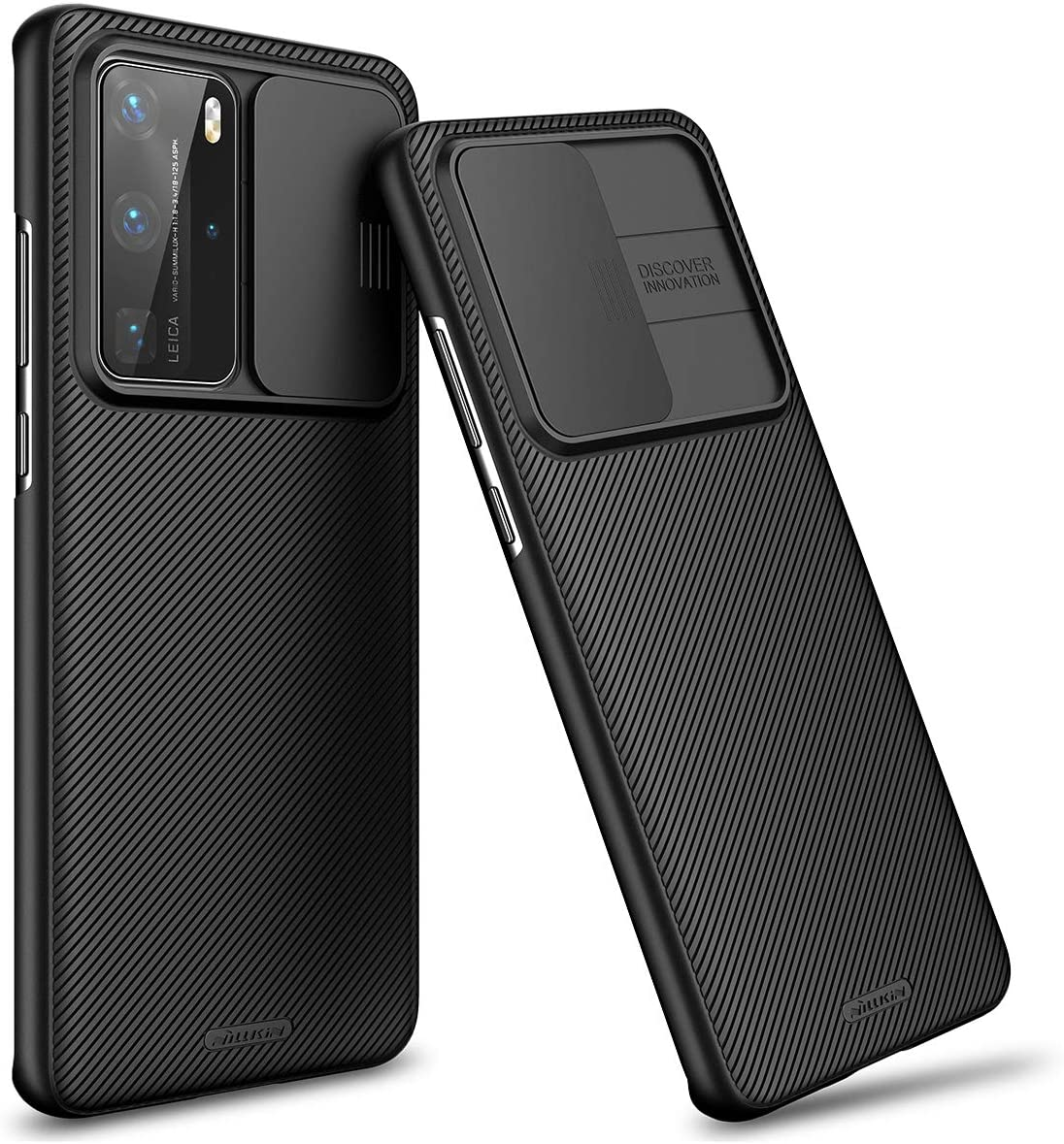 Ce Link Case For Huawei P40 Pro With Camera Protection Elektronik