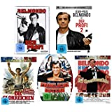 Jean-Paul Belmondo Fan Edition [5 DVDs] [Alemania]