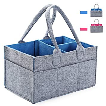 Amazon.com: Incarpo - Organizador de pañales para bebé, gran ...