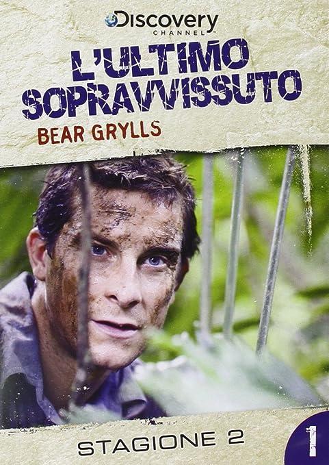 Amazon.com: L'Ultimo Sopravvissuto - Stagione 02 (4 Dvd): documentario: Movies & TV